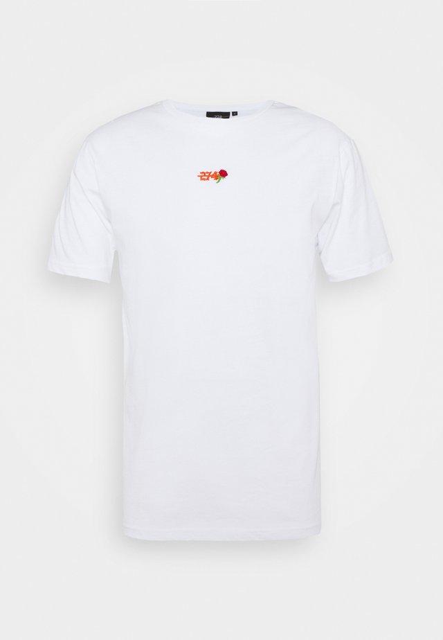 CALI TEE - Print T-shirt - white