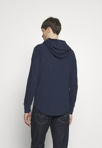 Hollister Co. - TAPED HOODS  - Hoodie - navy - 2