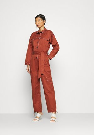 ANTONETTE  - Jumpsuit - clay