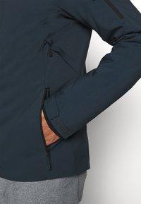 Peak Performance - MAROON JACKET - Ski jacket - blue steel - 5