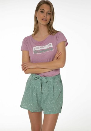 OSH  - Shorts - malachite