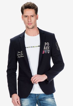 Blazer jacket - navyblue