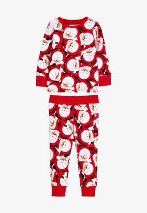 Pyjamas - red