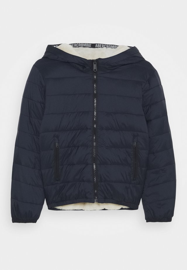 COZY PUFFER - Winter jacket - navy