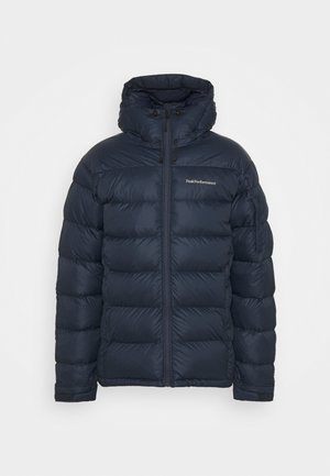 FROST JACKET - Down jacket - blue shadow