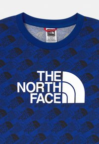 The North Face - YOUTH EASY UNISEX - Print T-shirt - blue - 2