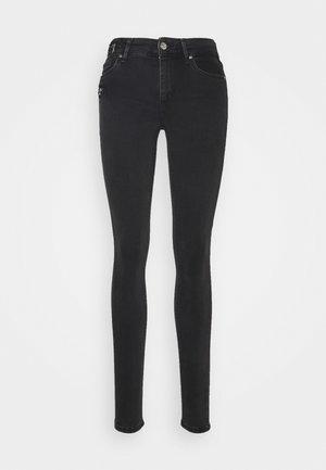 ONLCARMEN LIFE - Jeans Skinny Fit - black