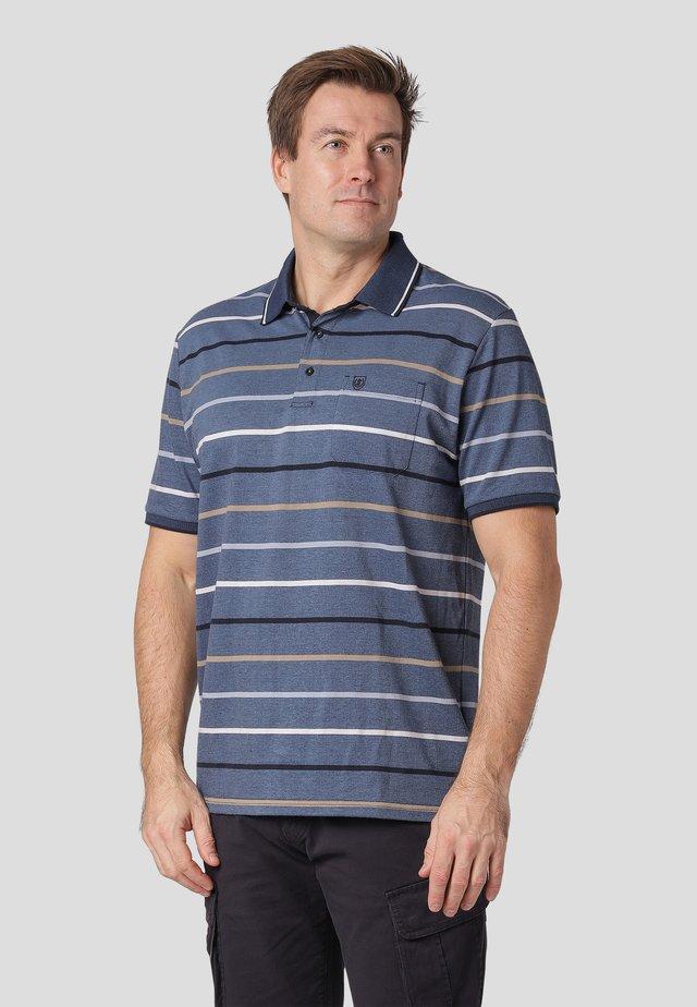 T-shirt - bas - summer blue