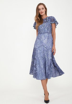 LIZABETTA - Cocktail dress / Party dress - indigo