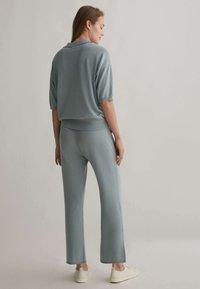 OYSHO - Polo shirt - grey - 2