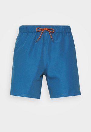 COLBERT PLAIN - Shorts - blue grape