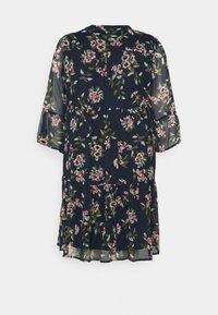 Vero Moda Curve - VMKAY DRESS - Sukienka letnia - navy blazer - 7