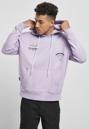 Hoodie - lilac