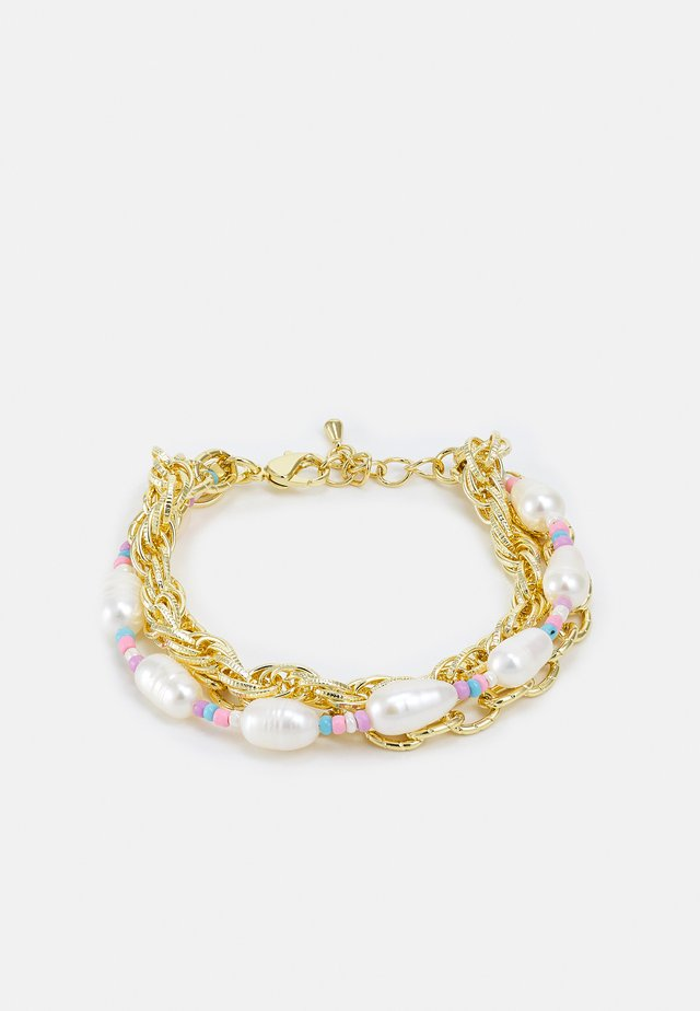 Rannekoru - gold & pastel
