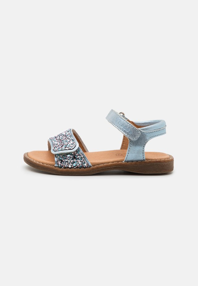 LORE SPARKLE - Sandalen - ice