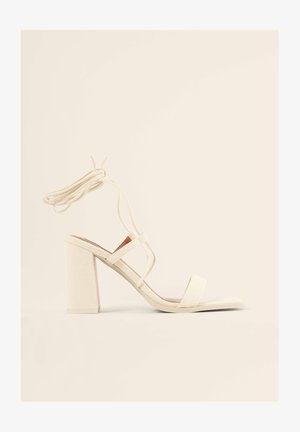 Sandals - natural