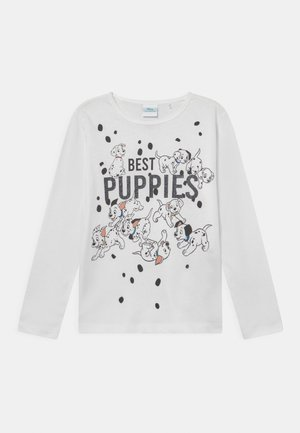 DISNEY 101 DALMATIONS KID UNISEX - Long sleeved top - offwhite