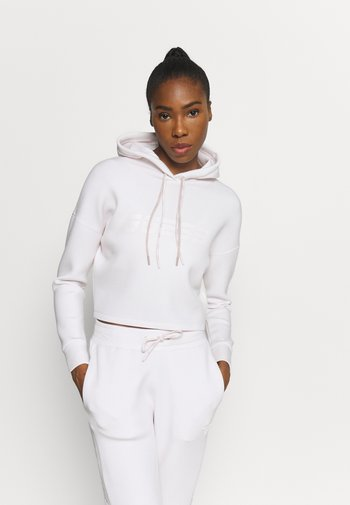 HOODED ALLIE - Hoodie - touch of mauve