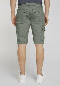TOM TAILOR - Shorts - olive - 2