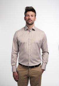 Eterna - Shirt - beige/weiss - 0