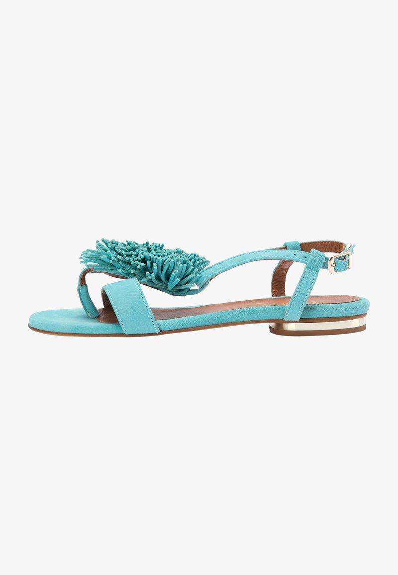 IZIA - Sandaler - turquoise