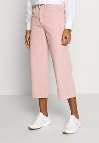 Monki - MOZIK - Relaxed fit jeans - orange dusty - 0