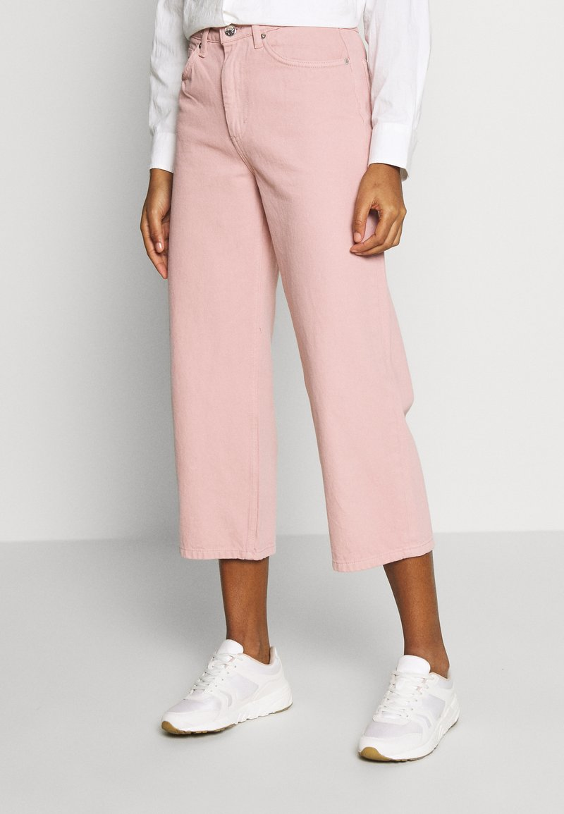 Monki - MOZIK - Relaxed fit jeans - orange dusty