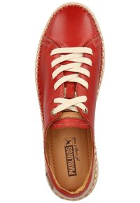 Pikolinos - Chaussures à lacets - coral - 1