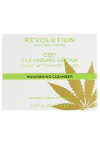Revolution Skincare - CBD CLEANSING CREAM - Gesichtsreinigung - - - 2