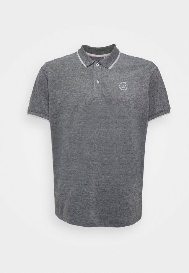 BHNATE - Koszulka polo - black