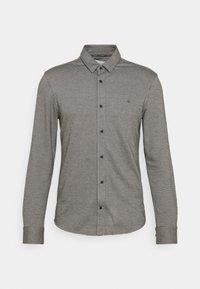 Calvin Klein Tailored - SLIM FIT - Shirt - black - 6
