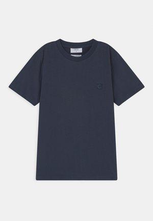OUR PRAISE - Jednoduché triko - navy