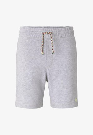 Shorts - light stone grey melange