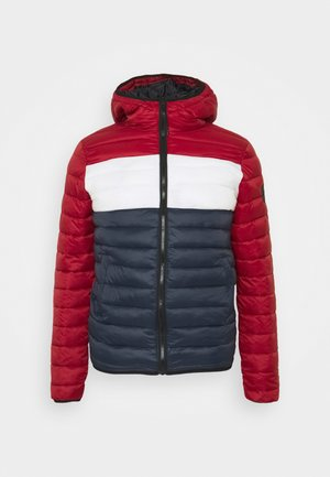 PUFFER JACKET - Light jacket - red