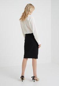 By Malene Birger - POLSON - Pencil skirt - black - 2
