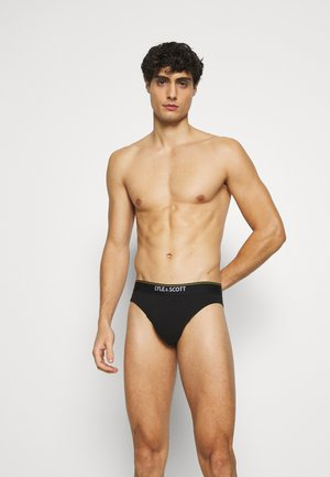 SHAW 3 PACK - Briefs - black