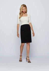 BOSS - Pencil skirt - black - 1