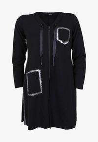 DORIS STREICH - Summer jacket - silber - 0