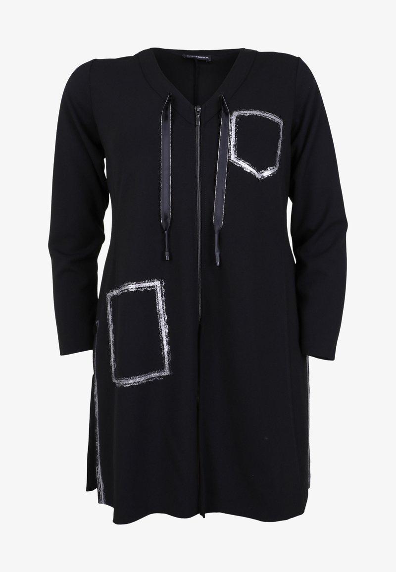 DORIS STREICH - Summer jacket - silber