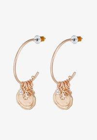 Pilgrim - EARRINGS AIR - Náušnice - gold-coloured - 3