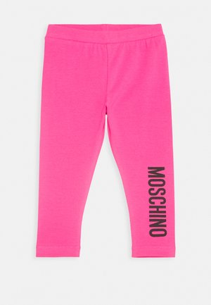 Leggings - Trousers - fuxia