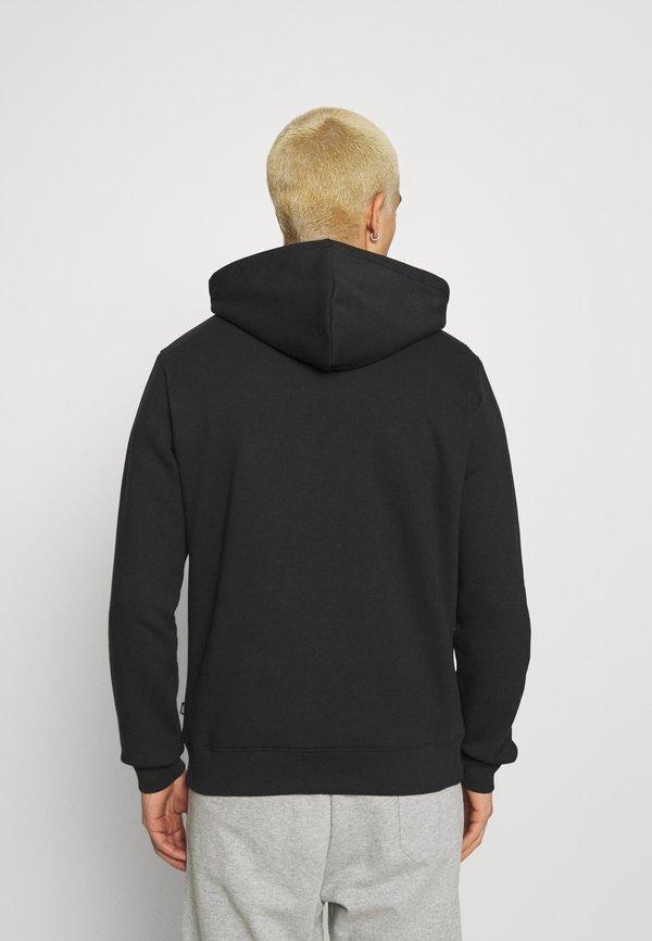 Dickies ICON LOGO HOODIE - Bluza z kapturem - black/czarny Odzież Męska BITT
