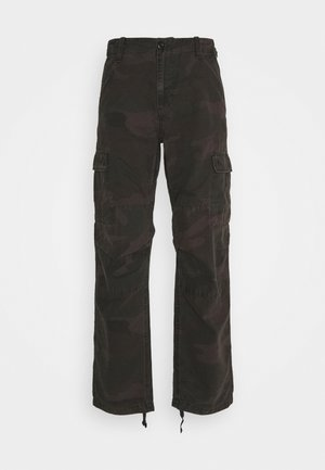 AVIATION PANT COLUMBIA - Cargobyxor - provence rinsed
