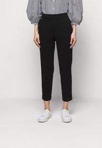 Lauren Ralph Lauren - MODERN PONTE PANT - Trousers - polo black - 0