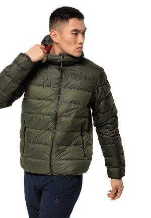 HELIUM - Down jacket - granite