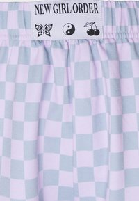 NEW girl ORDER - CHECKERBOARD JOGGER - Tracksuit bottoms - multi - 2