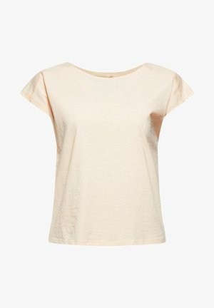 BACKTIE - Basic T-shirt - nude