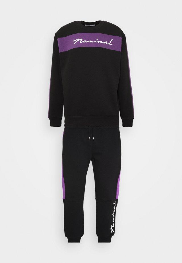 LUCAS - Sweatshirt - black