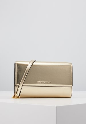 CAPSULE HOLIDAY WALLET ON CHAIN - Clutch - oro gold