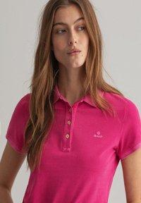 GANT - Polo shirt - cabaret pink - 3